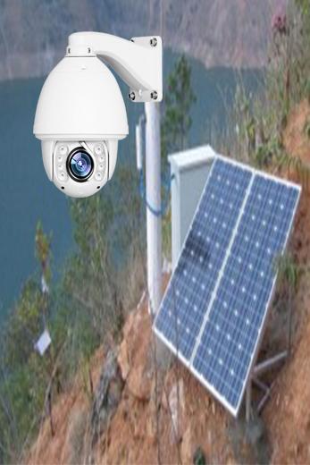 kit autonome 1 cam ra dome ptz zoom 30 x enregistreur 3g hd 1080p panneau solaire batterie et. Black Bedroom Furniture Sets. Home Design Ideas